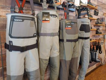 Trout Creek Outfitters, Fishing Waders