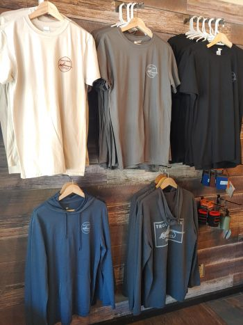 Trout Creek Outfitters, Fishing Apparel