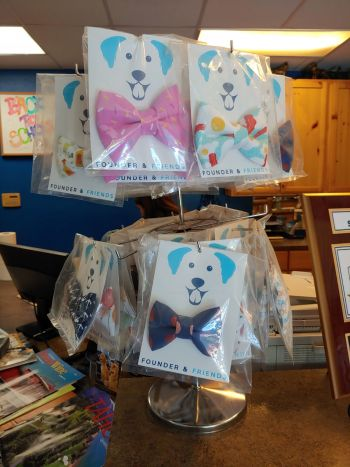 Truckee-Tahoe Pet Lodge, Founder & Friends: handmade accessories for the furry friends in your life