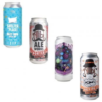 Alibi Ale Works, Beer of the Month Subscription