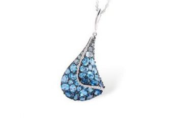 Bluestone Jewelry & Wine, Bluestone Collection Pendant