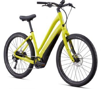 Village Ski Loft, 2019 Specialized Como 2 Low Entry, 650b Disc Electric Bike