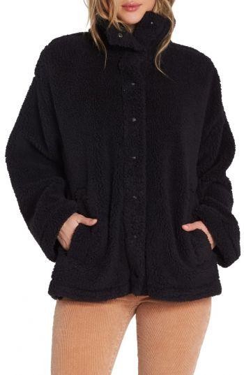 Tahoe Dave's, Women's Billabong Cozy Days Sherpa Jacket