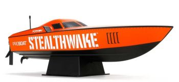 Toy Maniacs, Pro Boat 08015 Stealthwake 23-inch Brushed Deep-V Ready-to-Run