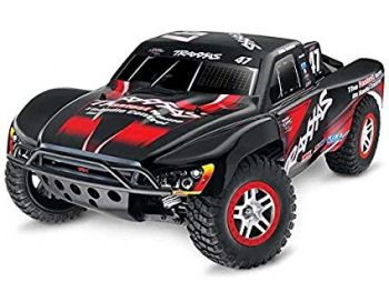 Toy Maniacs, Traxxas Slash 4x4 Mike Jenkins Edition