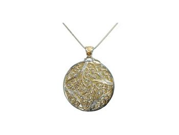 Bluestone Jewelry & Wine, Sunshine Pendant