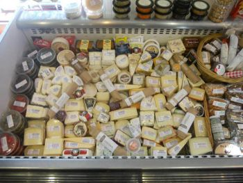 Obexer's General Store, Gourmet Cheese