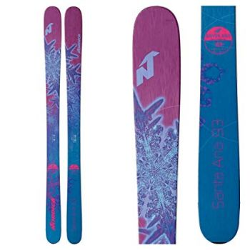 Powder House Ski & Snowboard, Nordica Santa Ana  Womens Skis