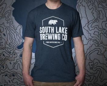 South Lake Brewing Company, MEN'S TEE