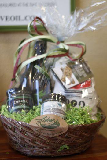 Tahoe Oil & Spice, Gift Baskets & Sets