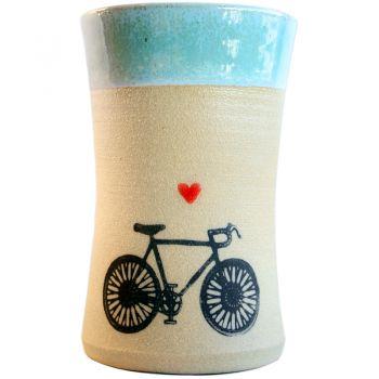 Riverside Art Studios, Bicycle Mug