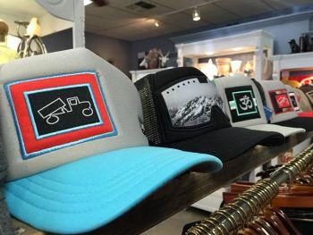 Panache Tahoe Boutique, Big Truck Hats