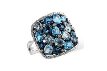 Bluestone Jewelry & Wine, Bluestone Collection Ring