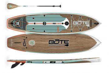 Tahoe City Kayak, Bote 10.6′ HD Paddleboard