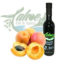 Tahoe Oil & Spice, Blenheim Apricot Aged White Balsamic