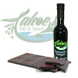 Tahoe Oil & Spice, Dark Chocolate Aged Dark Balsamic