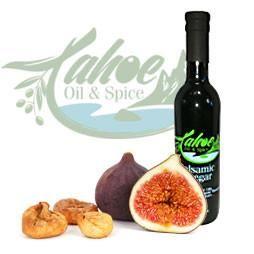 Tahoe Oil & Spice, Fig Aged Dark Balsamic