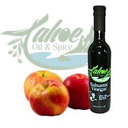 Tahoe Oil & Spice, Gravenstein Apple Aged White Balsamic