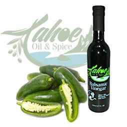 Tahoe Oil & Spice, Jalapeno Aged White Balsamic