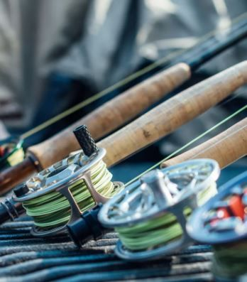 Trout Creek Outfitters, Reels