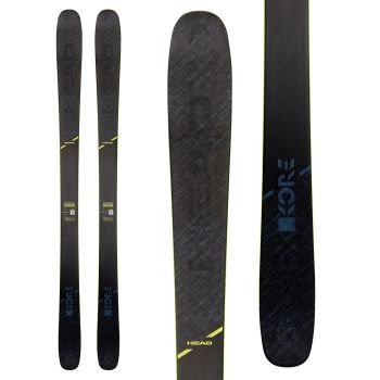 Tahoe Dave's, 2020 Head Kore 93 Skis