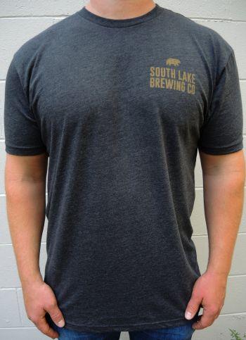 South Lake Brewing Company, Men's Logo Tee