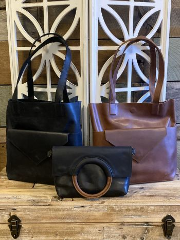 Ginger Threads Collections, Ethically-Made Handbags