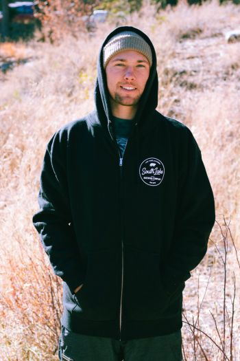 South Lake Brewing Company, Zip Up Heavy-Weight Hoodie