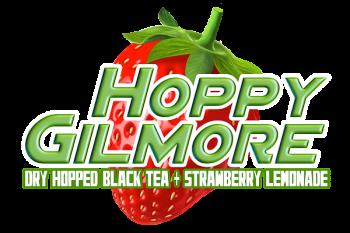 Brewforia, Hoppy Gilmore Dry Hopped Black Tea