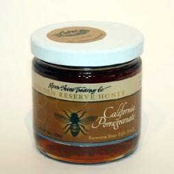 Tahoe Oil & Spice, Honey, California Pomegranate