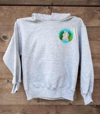 Sierra State Parks Foundation, Children's Pullover Hooded Sweatshirt