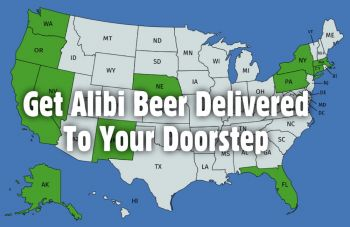 Alibi Ale Works, Home Delivery!