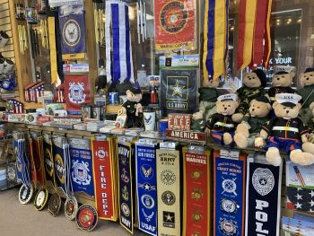 Cabin Fever Shopping Emporium, US Military Merchandise