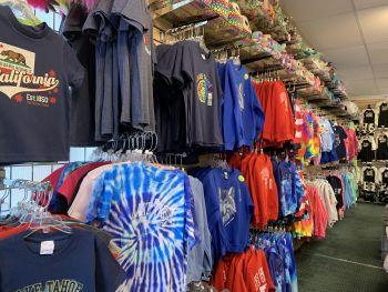 Cabin Fever Shopping Emporium, Lake Tahoe Souvenirs