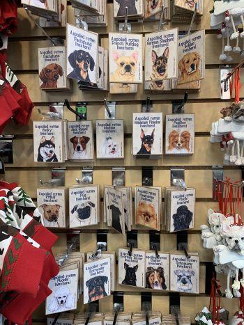 Cabin Fever Shopping Emporium, Canine Christmas Ornaments