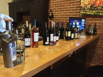 Bluestone Jewelry & Wine, Boutique California Foothill Wines
