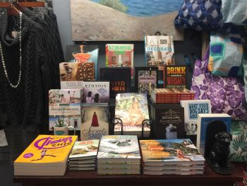 Panache Tahoe Boutique, Winter is for Reading a Good Book