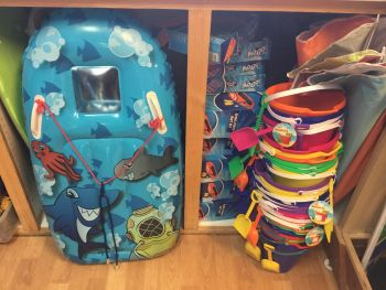 Cabin Fever Shopping Emporium, Summer Fun!