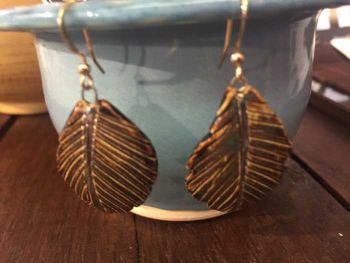 GaiaLicious Boutique, Earrings by Sierra Clay Art