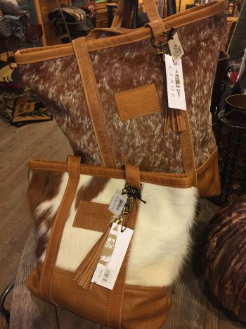 Mountain Home Center, Canoe Look Made in the USA Bags