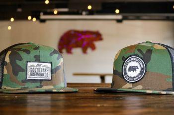 South Lake Brewing Company, Camo Trucker Hat