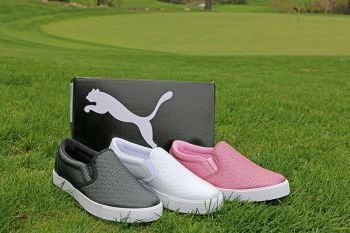 The Golf Courses at Incline Village, Puma Tustin Slop On Shoes