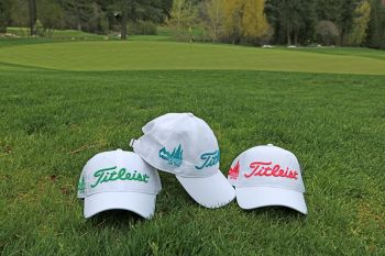 The Golf Courses at Incline Village, Incline Village Logo Titleist Hats