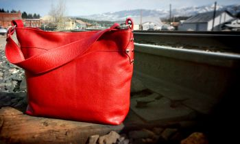 Riverside Art Studios, Kahlil Johnson- 'Missy' bag.