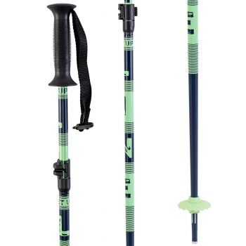 Tahoe Dave's, Kid's 2020 Line Skis Get Up Ski Poles