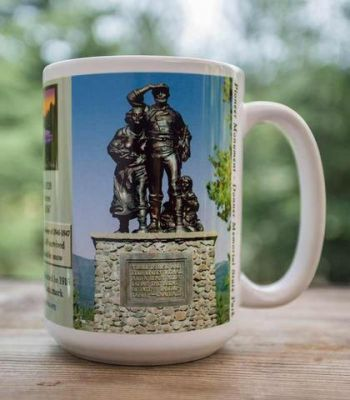 Sierra State Parks Foundation, Donner Monument Mug