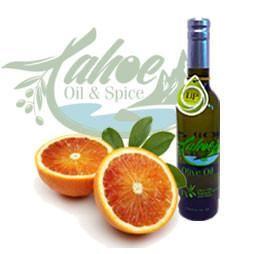 """Tahoe Oil & Spice, Blood Orange """"Agrumato"""" Olive Oil"""