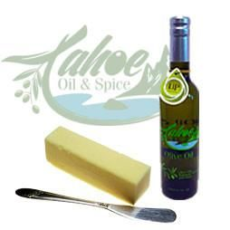Tahoe Oil & Spice, Butter Infused Olive Oil