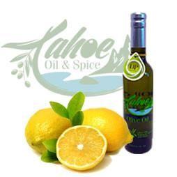 "Tahoe Oil & Spice, Lemon ""Agrumato"" Olive Oil"