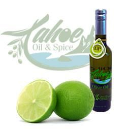 Tahoe Oil & Spice, Lime Infused Olive Oil